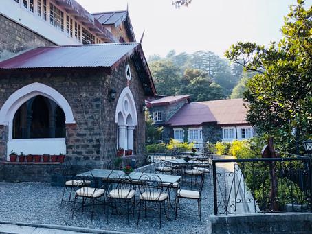 Luxury retreat in Nainital – the Naini Retreat – Nainital Heritage Hotel