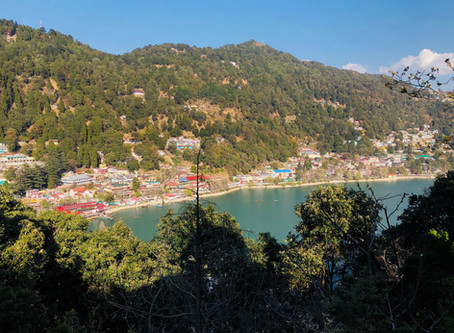 """Nainital – """"Queen of Lakes"""""""