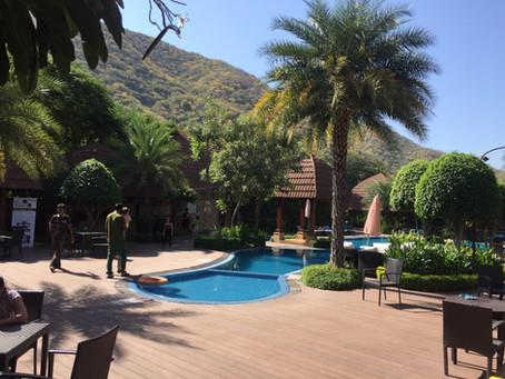 Soothing experience at Ananta Spa and Resort