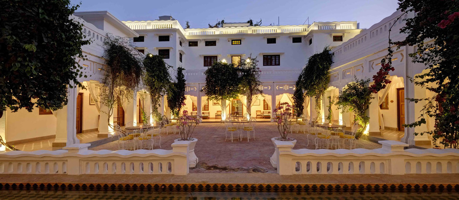 Lebua Lucknow Saraca Estate - Luxuriate amidst bygone era