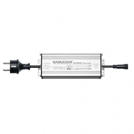 Hamulight LED Transformator | 100 Watt | 24 Volt