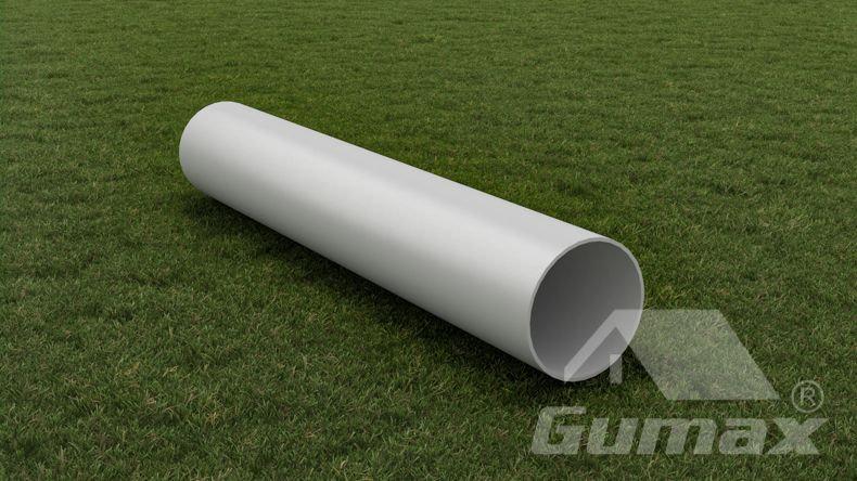 PVC-Rohr 2500 mm x 75 mm