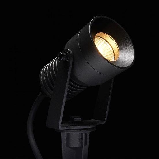 Cree LED Erdspießstrahler Amora | Warm Weiß | 5 Watt | Kippbar