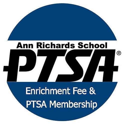 2019-2020 Enrichment Fee and PTSA Membership Bundle