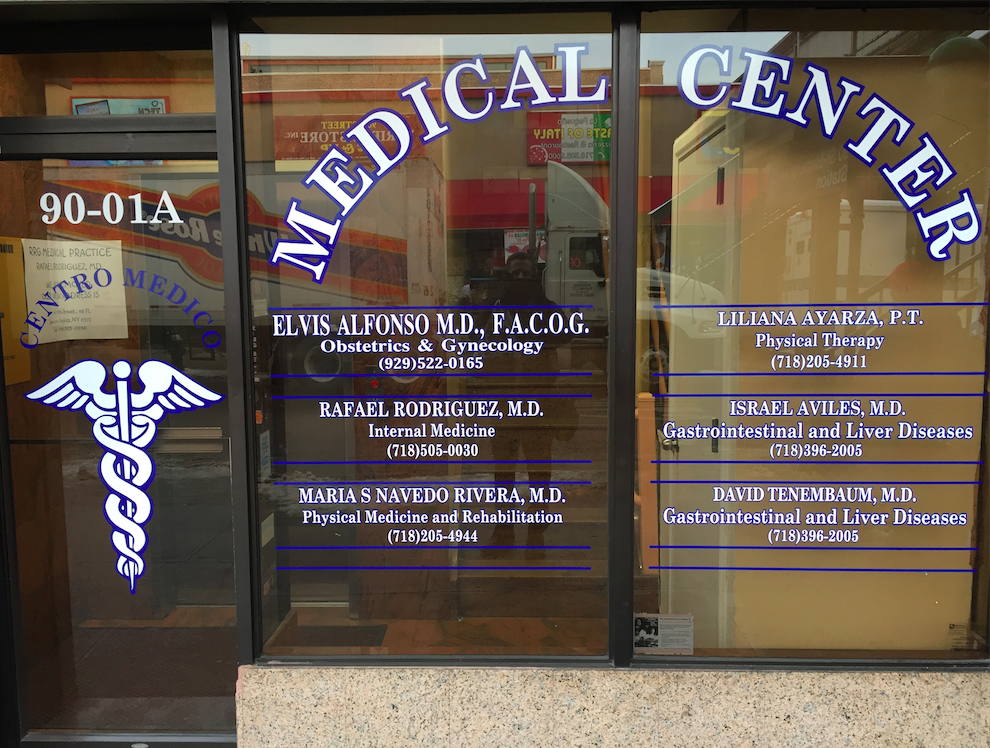 Dr. Tenembaum, 90th street entrance