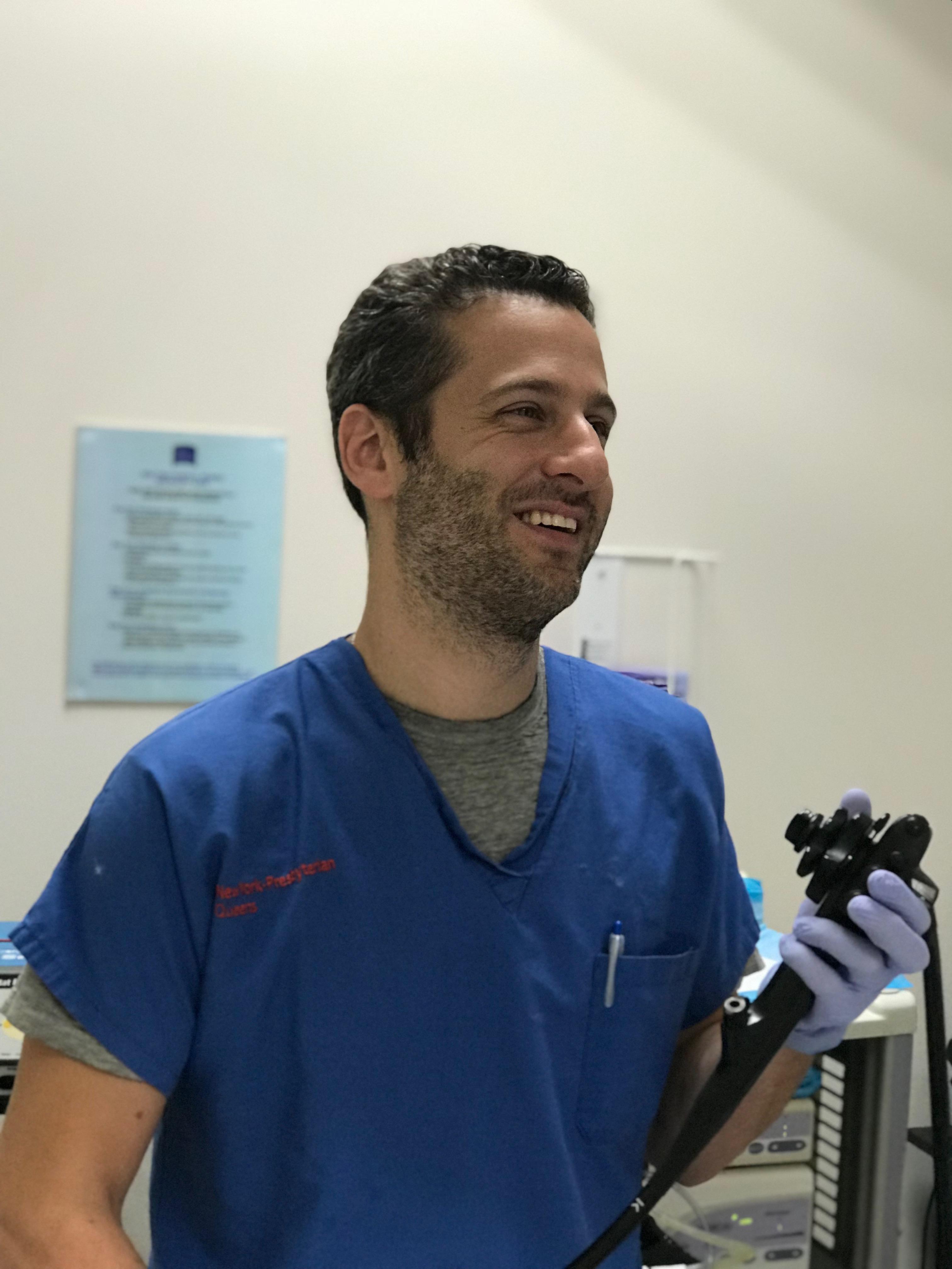 Dr. Tenembaum best Corona GI doctor