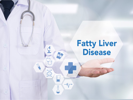 Fatty Liver? Some of it is normal...