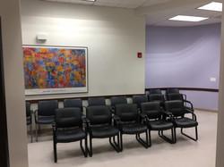 Woodside office lobby, Dr. Tenembaum
