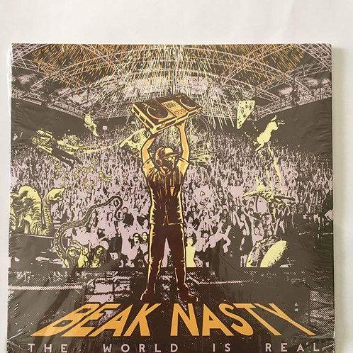 "Beak Nasty ""The World is Real"" Album"