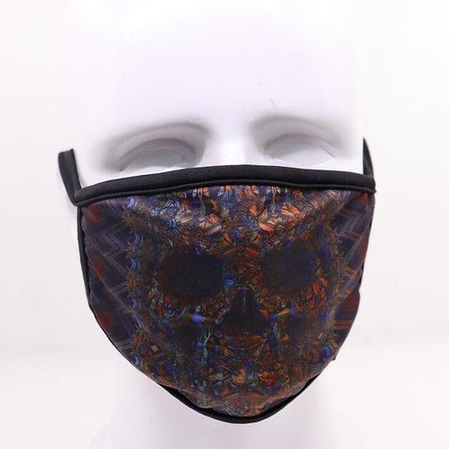 Three pack Face Mask art by Luminokaya