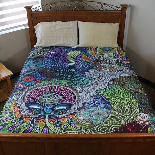 """Journey Home"" Blanket"
