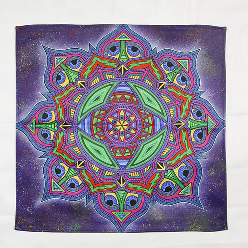 Chris Dyer custom logo bandana