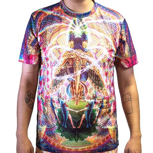 "Salvia Droid ""Death by Astonishment"" Shirt"