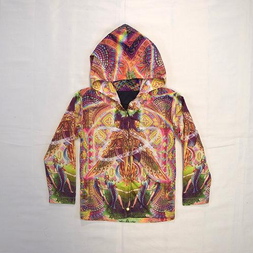 Mini Visions Rain coat Salvia Droid