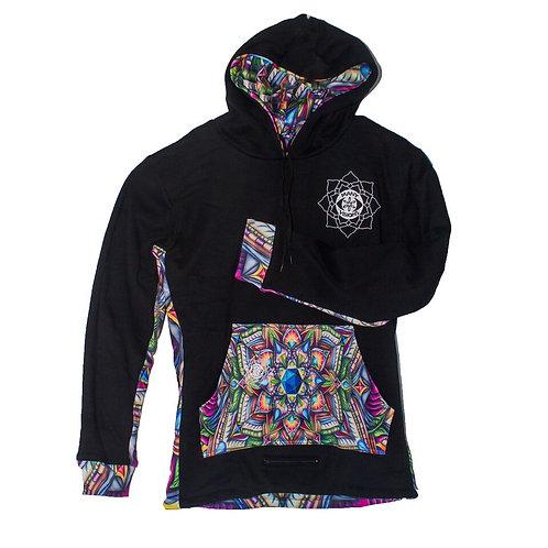 Reverse pullover hoodie Scott Nicholson