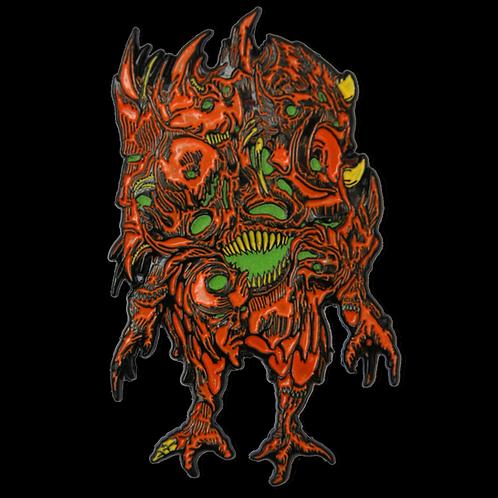 """Abomination"" by Deltizzle Jack-O Lantern"