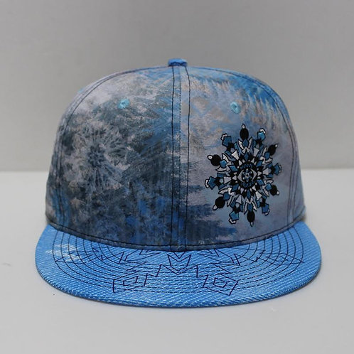 """Frigid Fortitude"" V3  ""6eyed Series' MV hat"