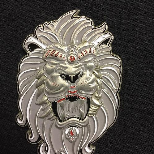 Raf Mata Lion Silver
