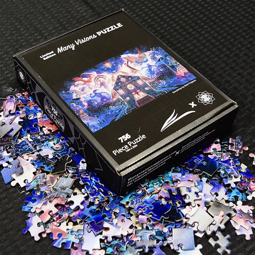 Eloh Projects Puzzle 'Astralship'