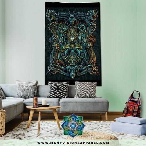Tapestry art by Luminokaya Large