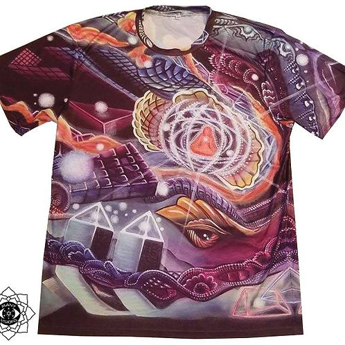 'Ablissal' Sublimation Shirt