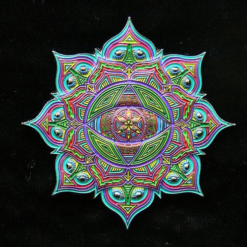 Chris Dyer custom MV logo