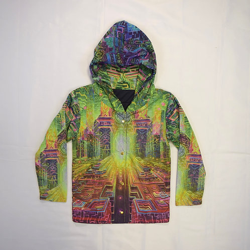 Mini Visions Rain coat'Avalon'