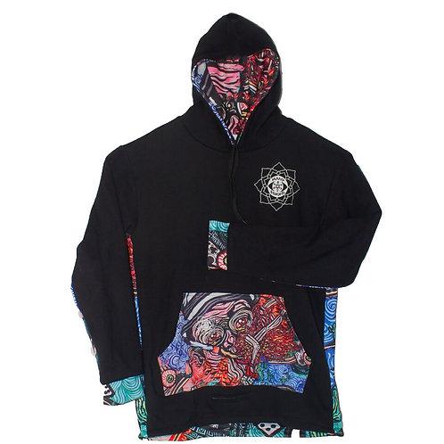 Reverse pullover hoodie Jaimeson Privratsky