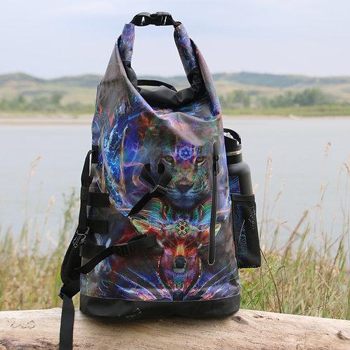 """Animal Totem"" Dry bag  by Jumbie Art"