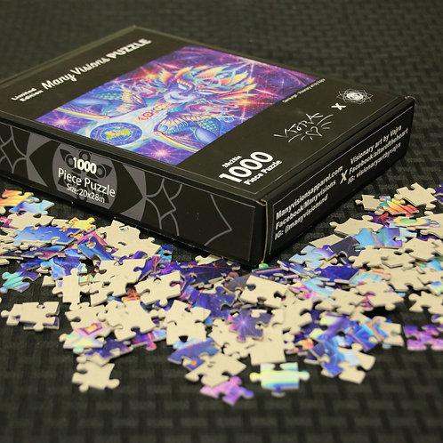 Vajra 'Demiurge' Puzzle