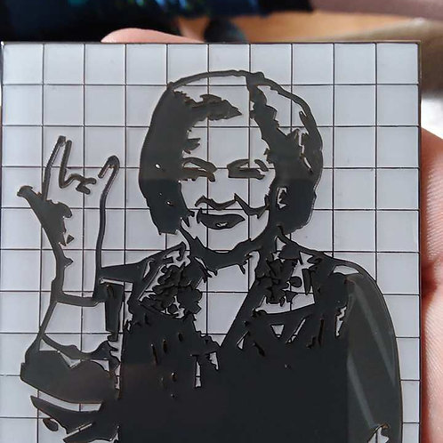 Betty White on White TEN PACK