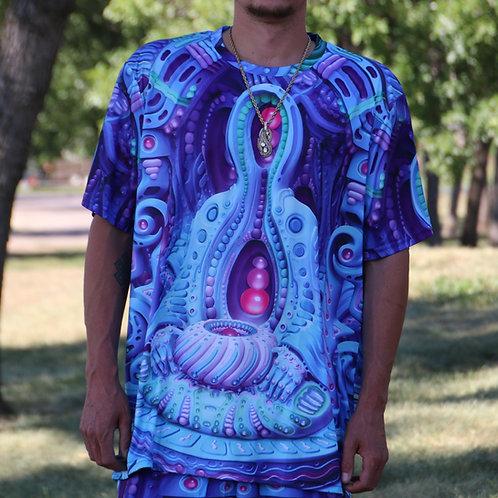 """""""Sanctum"""" Shirt by Ben Ridgway"""