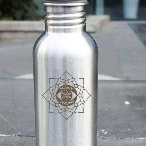 Many Visions Hyrdoflask 600ML