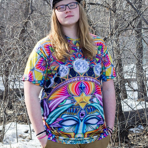 """Scott Nicholson Shirt """"Seeking Horus"""""""