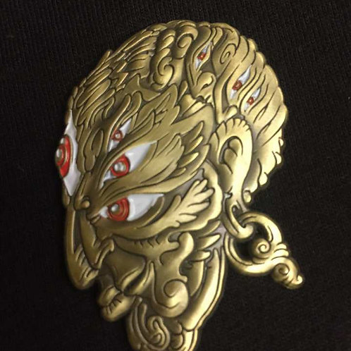 Luke Brown antique gold