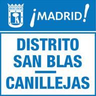 FELICITACION DEL CONCEJAL DE DISTRITO DE LA JUNTA SAN BLAS-CANILLEJAS.