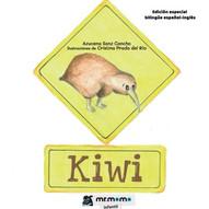 KIWI (Libro) de Azucena Sanz Cancho