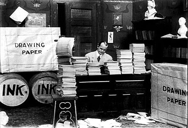 Winsor_McCay_1911_Little_Nemo_film_still