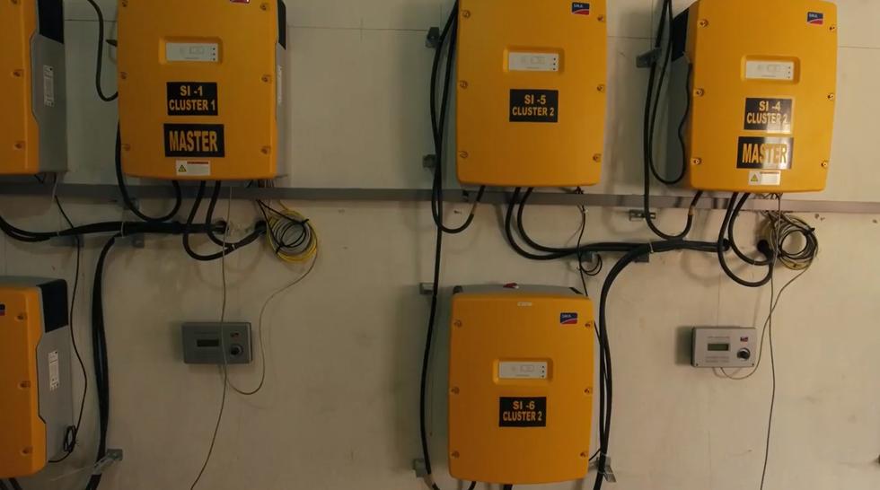 SOLAR23 Appliances
