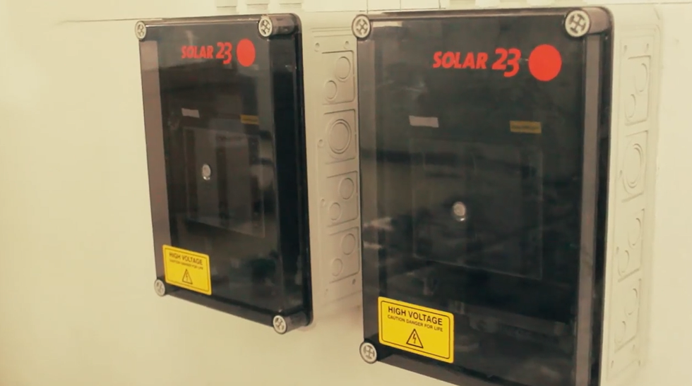 SOLAR23 GAK Box