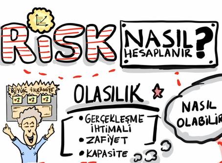 KVKK Uyum Projelerinde Risk Hesaplama Nasıl Yapılır?