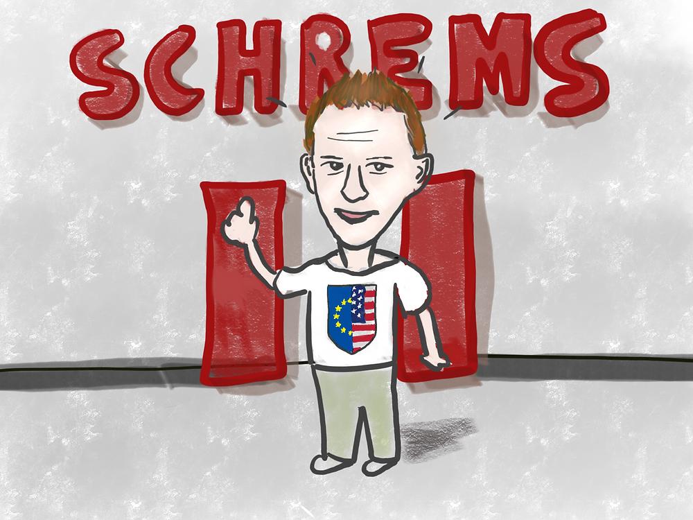 Schrems EUCJ