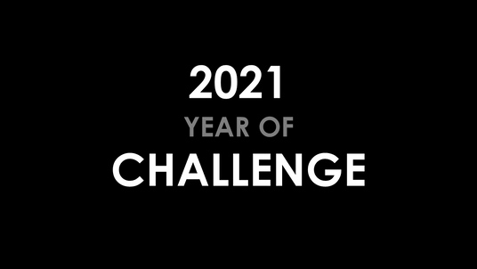 2021 Year of CHALLENGE