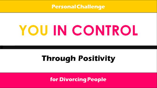 YOU IN CONTROL FOR DIVORCING PEOPLE