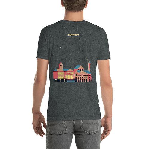 Camiseta Mangas HOL - Unisex
