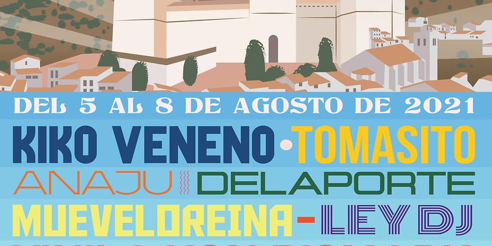 HOL - Mil Festival, Kiko Veneno, Tomasito, Delaporte, Anaju, Mueveloreina, Vinila Von Bismark