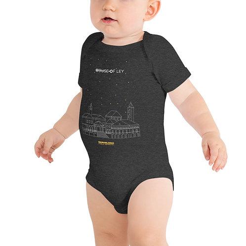 Baby short sleeve one piece - HOL