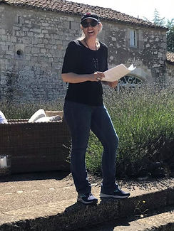 Day 4 CMFA masters retreat in France ... our lesson were taken outside.jpg