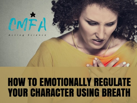 How to Emotionally Regulate Your Character Using Breath