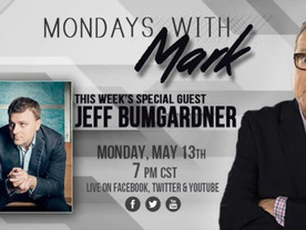 Join Me TONIGHT on Mondays with Mark